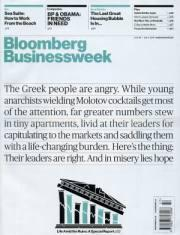 Bloomberg Businessweek封面