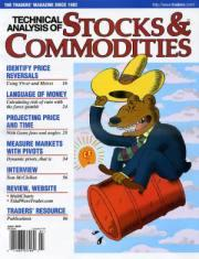 STOCKS & COMMODITIES封面